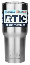30 oz RTIC Tumbler Cup Thermal Hot Cold Drinks Beverages Container Travel Mug
