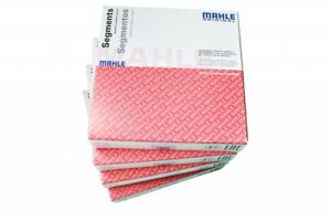 PISTON RINGS SET FOR 4 CYLINDERS MAHLE 033 04 N0-4
