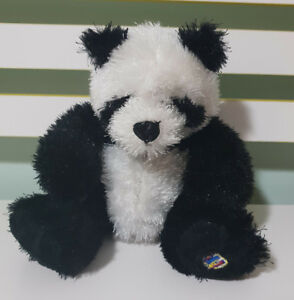 GANZ WEBKINZ TOY PANDA! PLUSH TOY ABOUT 18CM SEATED SEE MY OTHER WEBKINZ!