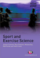 Sport and Exercise Science (Active Learning in Sport Series)-ExLibrary
