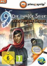 9 * DIE DUNKLE SEITE VON NOTRE DAME *   WIMMELBILD-SPIEL    PC CD-ROM