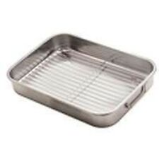 NEW NORPRO 272 / 277 LARGE STAINLESS STEEL LASAGNA ROAST COOKING PAN