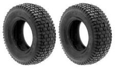 Pair 18 x 6.50 - 8 Turf Saver Lawn Mower Tractor Tires