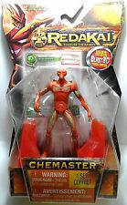 REDAKAI, CHEMASTER, Action Figure, with Bone Crusher Hands, Spin Master, NEW