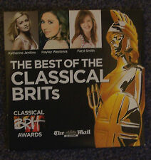 The Best of the Classical Brits CD