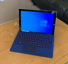 Microsoft Surface 3-Intel Pro i5 4300U/128GB SSD/W10/4GB RAM-rotto