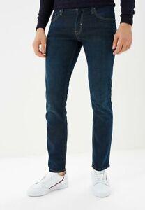 Jeans Uomo Slim Fit ANTONY MORATO GEEZER MMDT00199 Scuro W38 L34 (ITA 52)