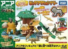 NEW TAKARA TOMY Ania Big Action tree with White Lion from Japan Import 585