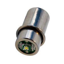 HQRP Bombilla LED de alta intensidad 180LM para Mag-Lite 3-4-5-6 D/C Linternas