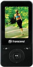 Reproductores de MP3 negro con 8 GB de almacenamiento
