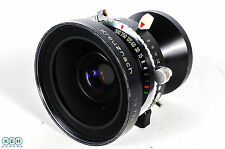 Schneider 90mm F/8 Super Angulon MC Lens In Copal 0 BT Shutter (35 Mount),