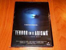 TERROR EN EL ABISMO / Shark Attack 3: Megalodon English/Español DVD R2 Precintad