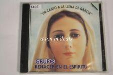 Un Canto Ala LLena De Gracia - Grupo Renacer En El Espiritu Music CD