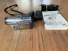 Mini DV Camcorder Canon MV-250i, mit Zubehörpaket und Bedienungsanleitung