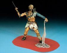 Verlinden 120mm (1/16) Retiarius Roman Gladiator No.2 with Net and Trident 1147
