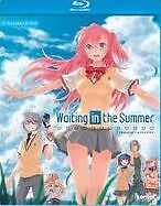WAITING IN THE SUMMER - BLU RAY - Region A - Sealed