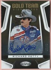 Richard Petty - 2016 Panini Certified Lot of 4 - Incl. Auto & Serial Numbered!!!