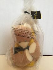 Mary Kay HoneyBee Bear New In Bag with Activity Book doodling pad crayons Marker