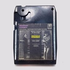 Midnight Cowboy Original Movie Motion Picture Score Soundtrack 8 Track Tape 1969