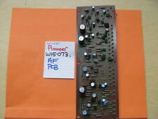 PIONEER W15-073a AF CIRCUIT PCB SX-440 STEREO RECEIVER