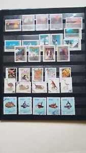 PERU: Lot  Sets  Stamps . Souvenir Sheet Stamp MNH  - Item 11