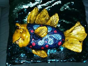 Key West, Paper Smashe Fish Wall Art By EGG