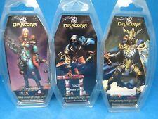 Ares Mythologic Spain Fantasy miniatures Draconia series 3 #FAN 20/21/22  MIB