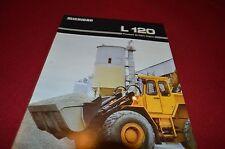 Michigan L120 Wheel Loader Dealer's Brochure DCPA4