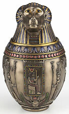 Egyptian Hapi Canopic Jar Statue Sculpture Figure
