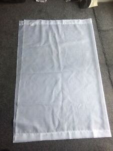 Net Curtains X4 150x110cm