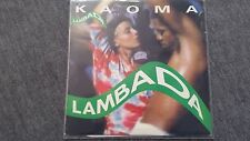 Kaoma - Lambada 12'' Disco Vinyl US Remixes
