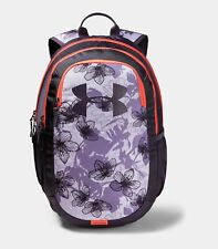 Under Armour Kid Girls' Scrimmage 2.0 Backpack,Purple Crest /Nocturne Purple