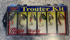 Mepps Trouter Kit 6 Great Spinners