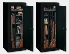 Gun Safe Cabinet 18 Rifles Storage Locker Shotgun Firearm Pistol Lock Shelf Rack