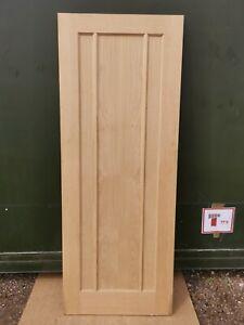 DIC6460 Howdens Worcester Oak 2'6 Int. Hardwood Door