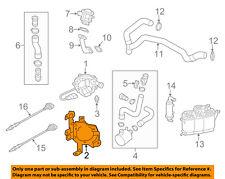 AUDI OEM 13-14 A8 Quattro 4.0L-V8 Emission-Vacuum Pump Gasket 4F0145117