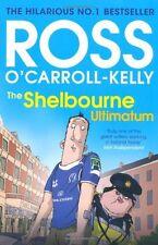 The Shelbourne Ultimatum,Ross O'Carroll-Kelly