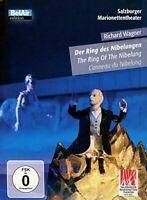 Richard Wagner: Der Ring Des Nibelungen In 2 [DVD] [NTSC]