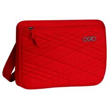 Ogio Tribeca Over The Shoulder Luggage Messenger Red Bag