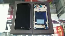 LG G2 D800 D801 LS980 Black LCD Touch Display with Frame part