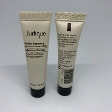 2 xJURLIQUE Herbal Recovery Advanced Serum Gel Concentrate .17oz New As Pictured