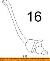 FORD OEM F-350 Super Duty ABS Anti-lock Brakes-Rear Speed Sensor BC3Z2C190E