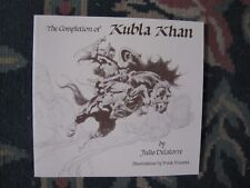 The Completion of Kubla Khan by Delatorre illustrated by Frank Frazetta RARE