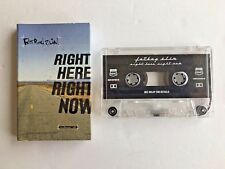 Fat Boy Slim - Right Here Right Now Cassette 46MC - SKINT Label