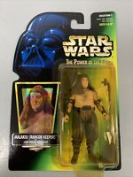Kenner Star Wars Power Of The Force Malakili Rancor Keeper Action Figure