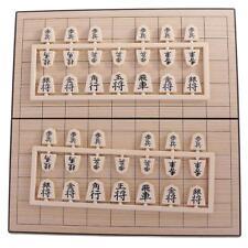 Juego de Shogi clásico de ajedrez japonés Juego con juego de mesa de