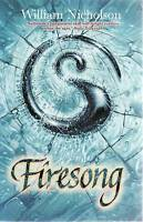 Firesong by William Nicholson (Paperback, 2003)