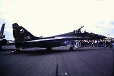 2/170-2 Mikoyan-Gurevich MiG-29 Czech Air Force 5616 Kodachrome SLIDE
