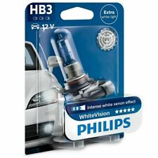 HB3 PHILIPS WhiteVision Gen2 Car Headlight Bulb 9005WHVB1 P20d Single