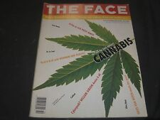1993 OCTOBER THE FACE MAGAZINE - CASE FOR & AGAINST CANNIBUS - PHOTOS - F 4013